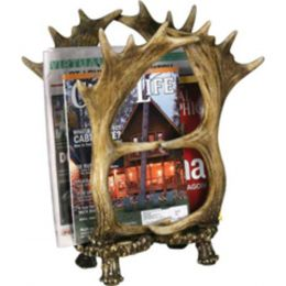 Rivers Edge Four Antler Magazine Rack 987