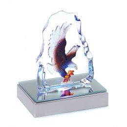 Eagle Crystal Sculpture 10039360