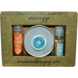 ENERGY by Energy - Type: Aromatherapy