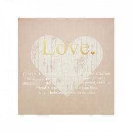 Love Defined Canvas Wall Art Print OD864
