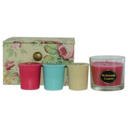 CANDLE GIFT BOX HANNAH by Candle Gift Box Hannah - Type: Scented