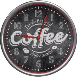 Westclox(R) 32902 Its Time for Coffee Clock