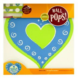 Heart Of Hearts Peel + Stick Wall Art HG919