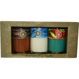 CANDLE GIFT SET by - Type: Scented